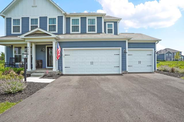 5523 Springwick Court, Powell, OH 43065 (MLS #220021317) :: Signature Real Estate