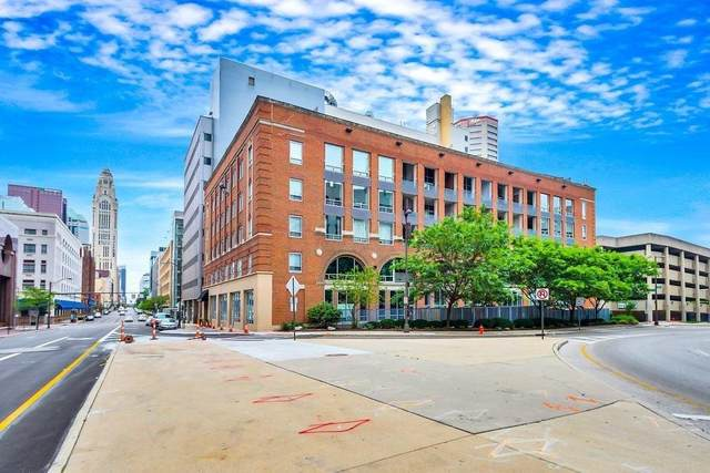 221 N Front Street #304, Columbus, OH 43215 (MLS #220021318) :: The Jeff and Neal Team | Nth Degree Realty