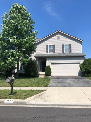 1033 Preble Drive, Blacklick, OH 43004 (MLS #220021326) :: The Jeff and Neal Team | Nth Degree Realty