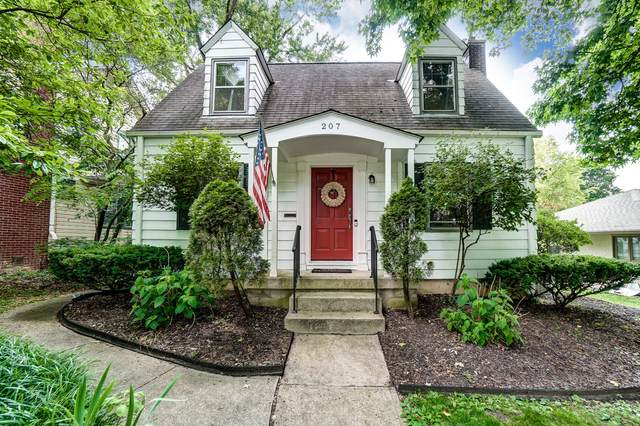 207 W Dominion Boulevard, Columbus, OH 43214 (MLS #220021337) :: Sam Miller Team