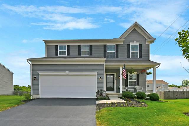 303 Magosa Drive, Mount Sterling, OH 43143 (MLS #220021351) :: Berkshire Hathaway HomeServices Crager Tobin Real Estate