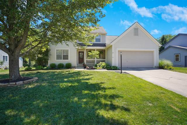 6672 Windstar Drive, Westerville, OH 43082 (MLS #220021364) :: The Jeff and Neal Team | Nth Degree Realty