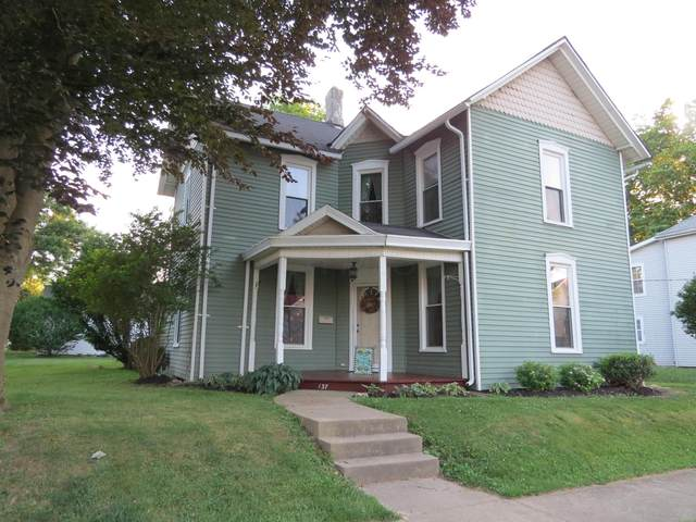 137 New Street, Mount Sterling, OH 43143 (MLS #220021383) :: Berkshire Hathaway HomeServices Crager Tobin Real Estate