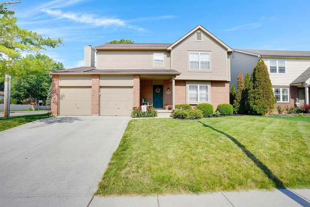 7695 Schoolway Court, Dublin, OH 43016 (MLS #220021384) :: RE/MAX ONE