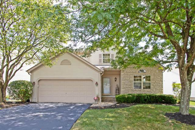 5508 Latrobe Street, Westerville, OH 43081 (MLS #220021397) :: The Jeff and Neal Team | Nth Degree Realty