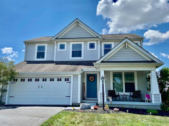 154 Cameron Drive, Etna, OH 43062 (MLS #220021423) :: The Raines Group