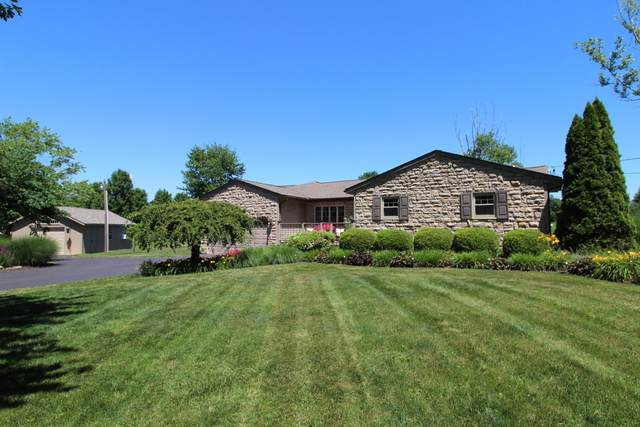 8490 Cooper Road NW, Johnstown, OH 43031 (MLS #220021424) :: The Raines Group