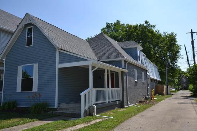 136 Sherman Avenue, Columbus, OH 43205 (MLS #220021439) :: Core Ohio Realty Advisors