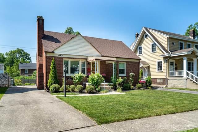 413 Northridge Road, Columbus, OH 43214 (MLS #220021442) :: Huston Home Team