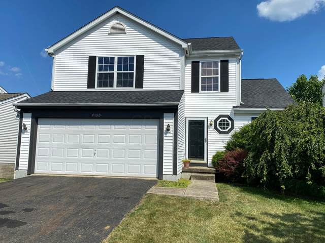 8153 Arbor Rose Way, Blacklick, OH 43004 (MLS #220021478) :: The Jeff and Neal Team | Nth Degree Realty