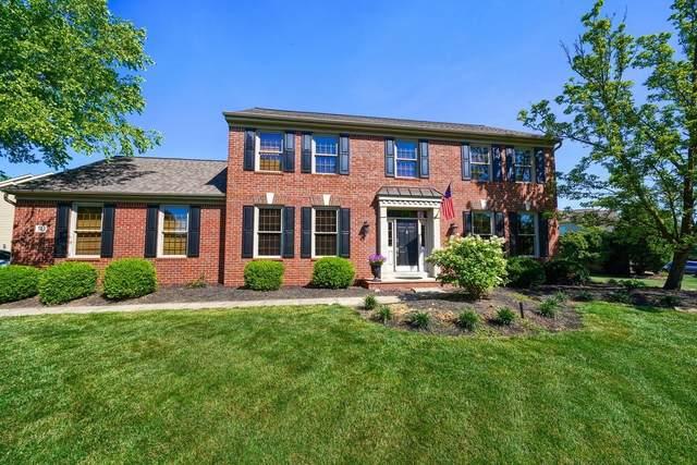 323 Ashmoore Circle E, Powell, OH 43065 (MLS #220021483) :: Signature Real Estate