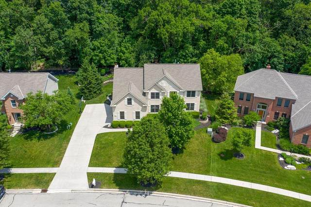 5995 Gainey Court, Westerville, OH 43082 (MLS #220021484) :: The Jeff and Neal Team | Nth Degree Realty