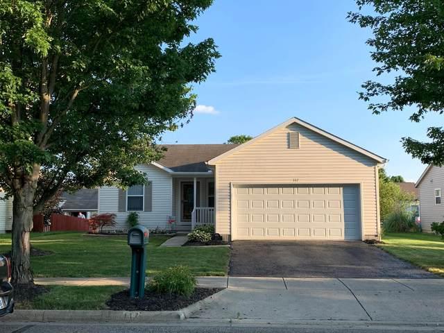 117 Lofton Circle, Delaware, OH 43015 (MLS #220021499) :: Signature Real Estate