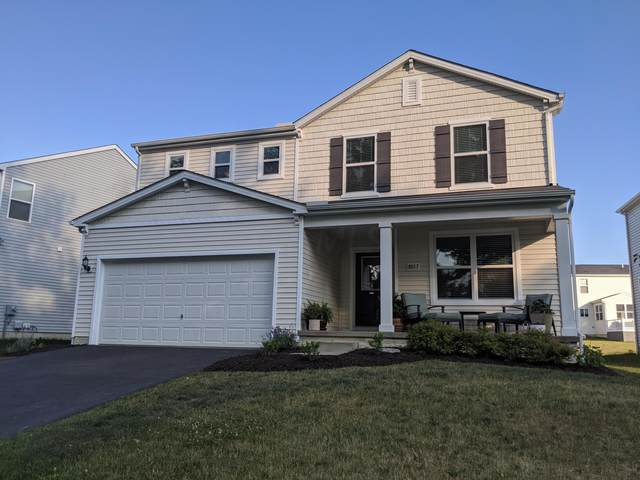 8653 Jefferson Run, Blacklick, OH 43004 (MLS #220021501) :: The Jeff and Neal Team | Nth Degree Realty