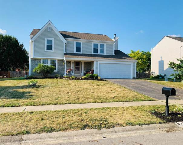 9306 Harness Place, Pickerington, OH 43147 (MLS #220021504) :: Berkshire Hathaway HomeServices Crager Tobin Real Estate