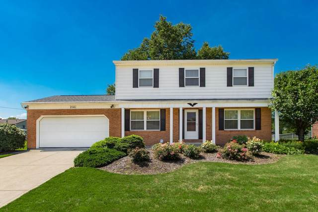 2581 Bryan Circle, Grove City, OH 43123 (MLS #220021507) :: The Clark Group @ ERA Real Solutions Realty