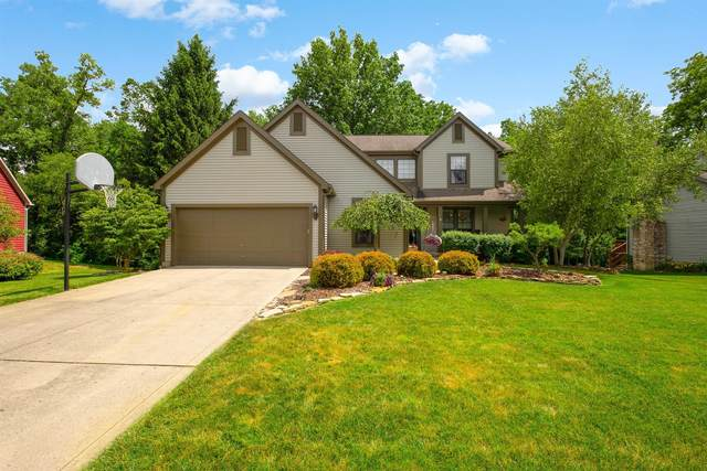 12348 Thoroughbred Drive, Pickerington, OH 43147 (MLS #220021508) :: The Clark Group @ ERA Real Solutions Realty
