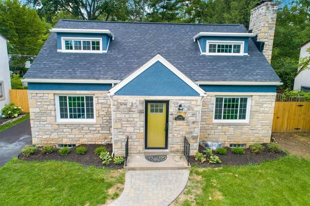 2366 Brixton Road, Columbus, OH 43221 (MLS #220021510) :: Berkshire Hathaway HomeServices Crager Tobin Real Estate