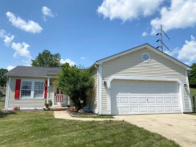 934 Garfield Avenue, Newark, OH 43055 (MLS #220021523) :: Core Ohio Realty Advisors