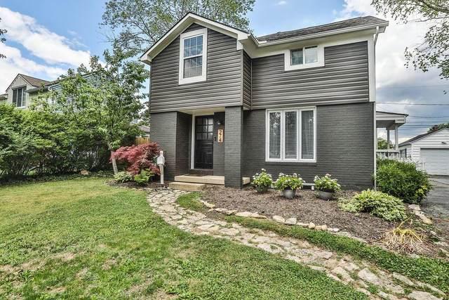 274 S Sylvan Avenue, Columbus, OH 43204 (MLS #220021529) :: Signature Real Estate
