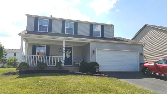 755 Sauter Lane, Blacklick, OH 43004 (MLS #220021540) :: RE/MAX ONE
