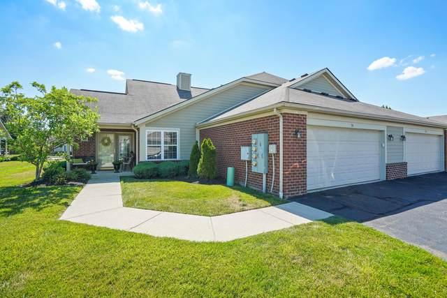 74 Greenhedge Circle, Delaware, OH 43015 (MLS #220021543) :: Signature Real Estate