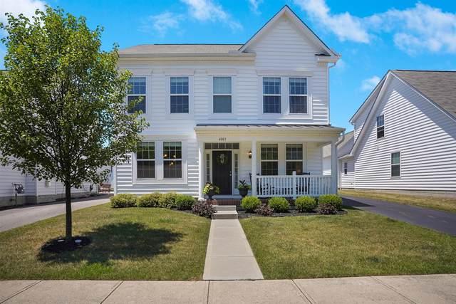 4003 Peregrine Pass Drive, Columbus, OH 43230 (MLS #220021544) :: Signature Real Estate