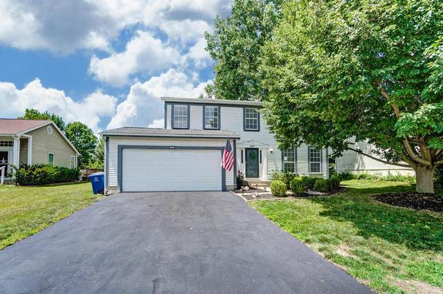 5224 Frisco Drive, Hilliard, OH 43026 (MLS #220021555) :: Signature Real Estate