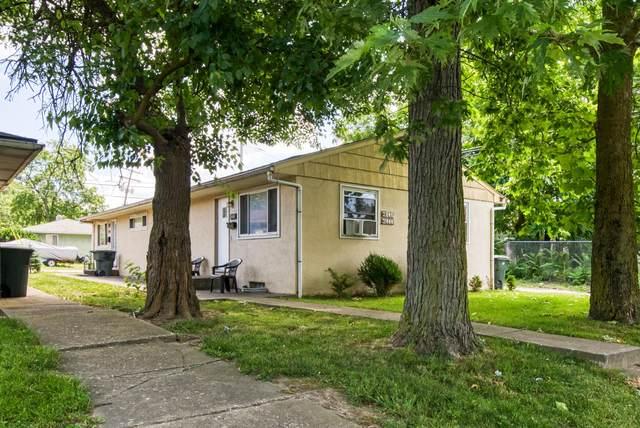 2444-2446 Hiawatha Street, Columbus, OH 43211 (MLS #220021564) :: Signature Real Estate