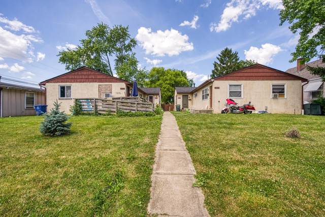 2451-2459 Hiawatha Street, Columbus, OH 43211 (MLS #220021566) :: Signature Real Estate