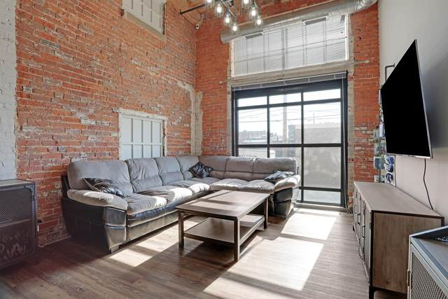 570 S Front Street #110, Columbus, OH 43215 (MLS #220021571) :: The Raines Group