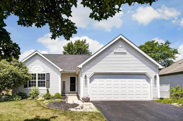 220 Harbinger Drive, Groveport, OH 43125 (MLS #220021572) :: CARLETON REALTY