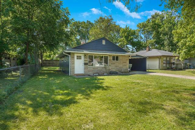 3593 Homestead Drive, Columbus, OH 43224 (MLS #220021598) :: The Raines Group