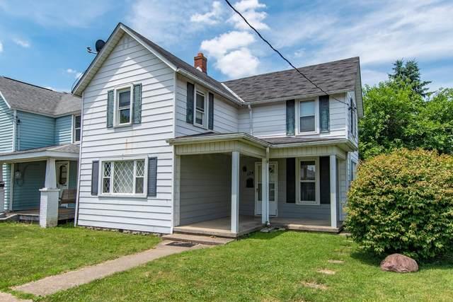 124 Jefferson Street Street, Mount Sterling, OH 43143 (MLS #220021624) :: Berkshire Hathaway HomeServices Crager Tobin Real Estate