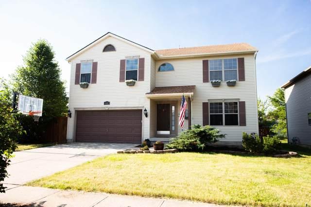5897 Brookmont Drive, Hilliard, OH 43026 (MLS #220021625) :: BuySellOhio.com
