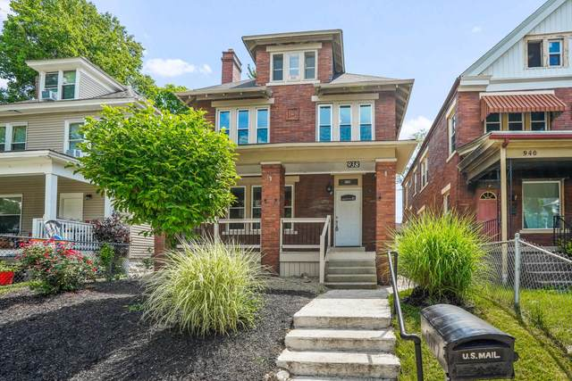 938 Linwood Avenue, Columbus, OH 43206 (MLS #220021674) :: Susanne Casey & Associates