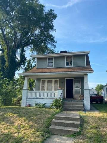 592 E Markison Avenue, Columbus, OH 43207 (MLS #220021677) :: Berkshire Hathaway HomeServices Crager Tobin Real Estate