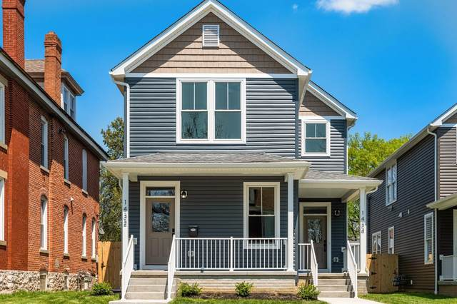 1436 Oak Street #38, Columbus, OH 43205 (MLS #220021680) :: Berkshire Hathaway HomeServices Crager Tobin Real Estate