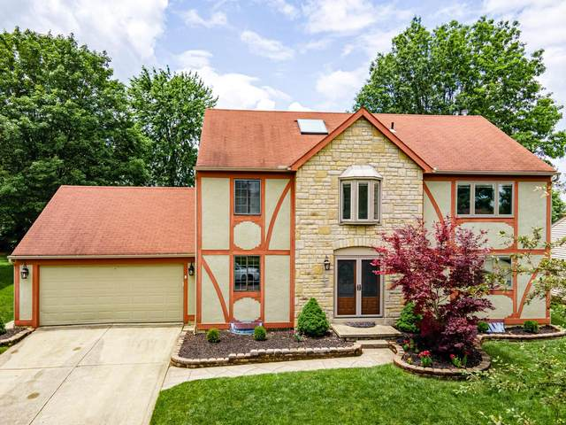 1452 Buckpoint Lane, Worthington, OH 43085 (MLS #220021683) :: Berkshire Hathaway HomeServices Crager Tobin Real Estate
