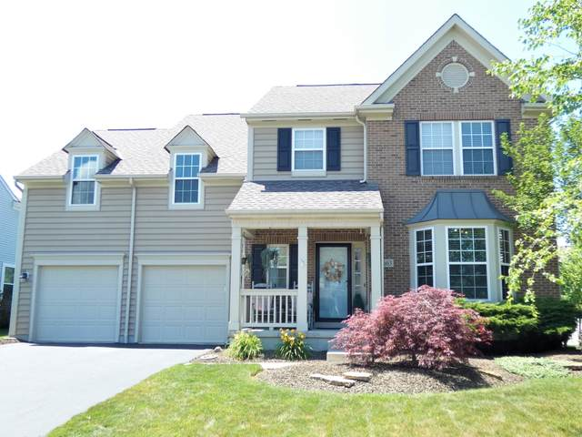 663 Penbrook Street, Westerville, OH 43082 (MLS #220021707) :: Exp Realty