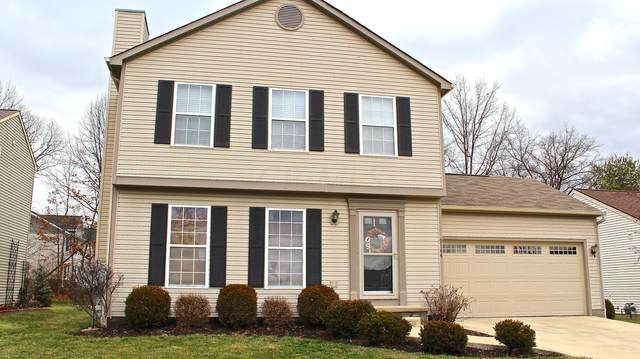 9144 Longstone Drive, Lewis Center, OH 43035 (MLS #220021713) :: Exp Realty