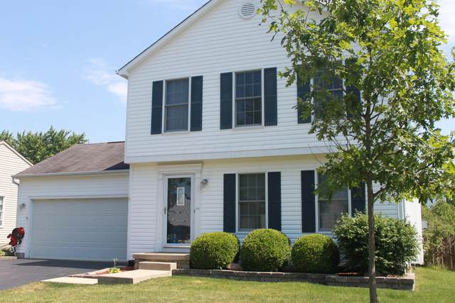 1145 Village Drive, Marysville, OH 43040 (MLS #220021721) :: Signature Real Estate