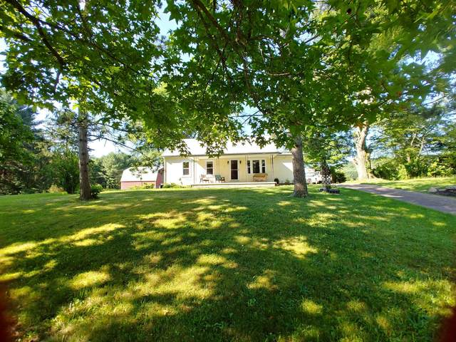 497 Blain Highway, Waverly, OH 45690 (MLS #220021740) :: Berkshire Hathaway HomeServices Crager Tobin Real Estate