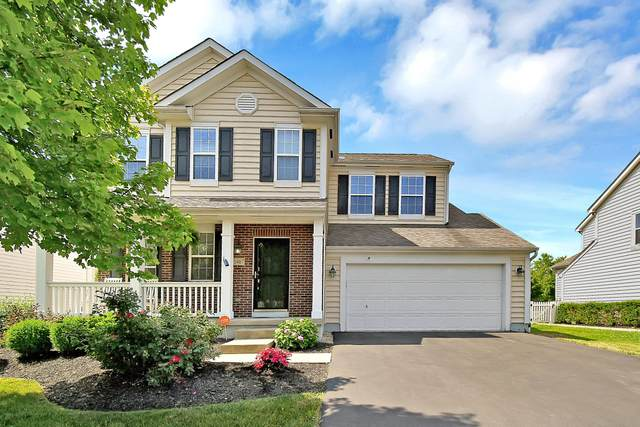1467 Carnoustie Circle, Grove City, OH 43123 (MLS #220021745) :: Exp Realty