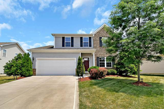 164 Georges Creek Drive, Pickerington, OH 43147 (MLS #220021812) :: Berkshire Hathaway HomeServices Crager Tobin Real Estate