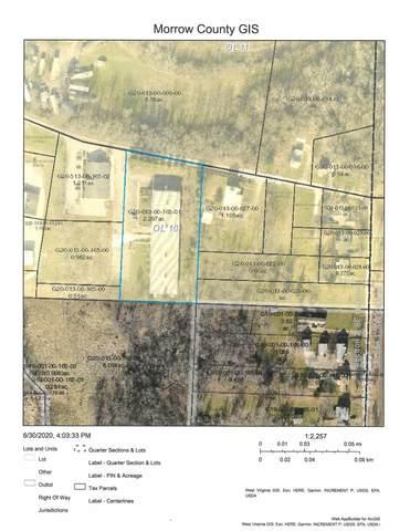255 Neal Avenue, Mount Gilead, OH 43338 (MLS #220021824) :: Sam Miller Team