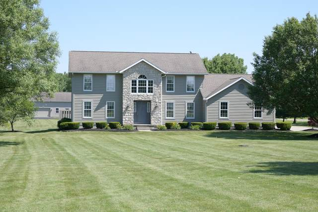 18250 Boerger Road, Marysville, OH 43040 (MLS #220021856) :: Signature Real Estate
