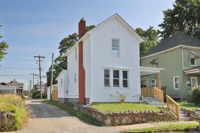766 Stewart Avenue, Columbus, OH 43206 (MLS #220021863) :: BuySellOhio.com