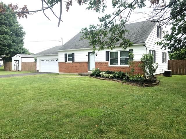 5081 E County Line Road, Springfield, OH 45502 (MLS #220021882) :: Core Ohio Realty Advisors