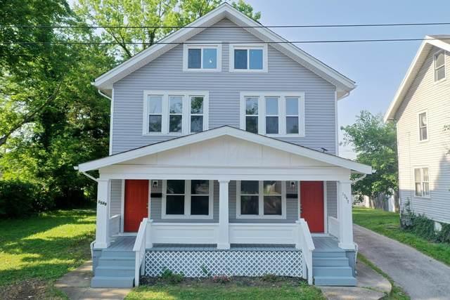 1547-1549 E Rich Street, Columbus, OH 43205 (MLS #220021904) :: CARLETON REALTY